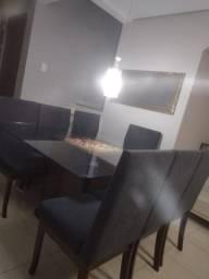 Mesa sala de jantar 8 cadeiras