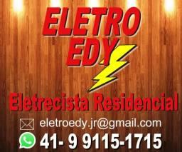 Eletricista Residencial Piraquara/Pinhais/Curitiba