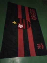 Bandeira Flamengo Octa Campeão Brasileiro