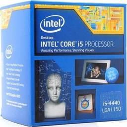 KIT I5 4440 + 8  gb ddr3+ Placa Mãe Asus H81m-A/BR + cooler processador
