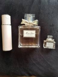 Kit perfume Miss Dior Eau de Toilette