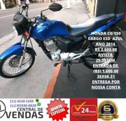 Honda CG 150 Ano 2014