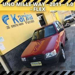 Uno Mille Way - 2011 - 1.0 - Flex