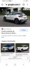 Título do anúncio: Nissan kicks top com 25mil km