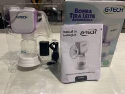 Bomba Elétrica Tira Leite Materno Elétrica Smart G-tech