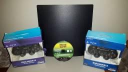 Playstation 3 + 2 controles originais