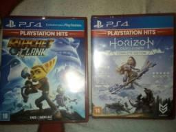 Jogos PS4 novos