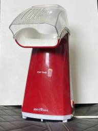 Pipoqueira Britânia Pop Time vermelho 1000W 220V Usada