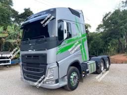 Fh 540 6x4 automático canelinha bug leve automático Bernardes caminhões