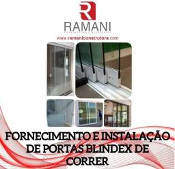 Título do anúncio: Prestação de serviços da Ramani Construtora e Vidraçaria