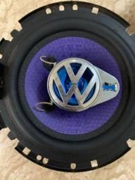 4x Alto-falantes automotivo 45W Volkswagen