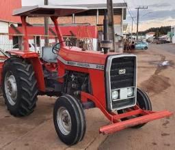 Vendo Trator Agrícola MF Massey Ferguson 265 4x2