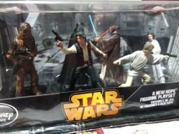 Bonecos realísticos Star wars
