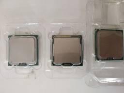 Processadores Xeon X5460 775 e Pentium G620 1155