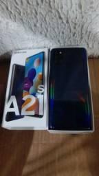 Celular A21s 64GB