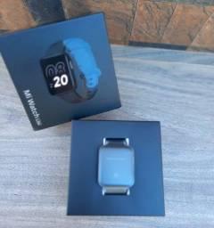 Smartwatch Mi Watch Lite Lacrado - GPS - 50 metros de profundidade