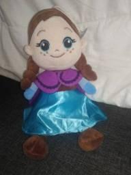 Boneca De Pano 'Frozen'