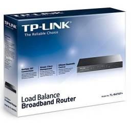 Roteador loadbalancer tp-link TL-R470T+
