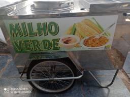 Título do anúncio: Carrinho milho verde