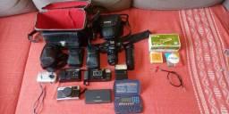 Kit de Câmeras Fotográficas
