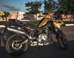 Moto BMW F 750 GS