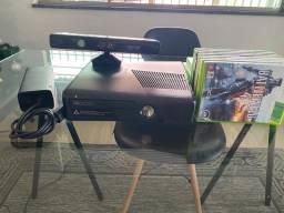 Xbox 360 com jogos