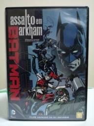 DVD Batman Assalto ao Arkham - Faço Envio.
