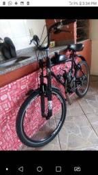 Título do anúncio: Vendo bike motorizada em bom estado