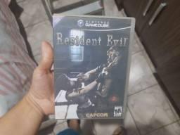 Resident evil do game cube