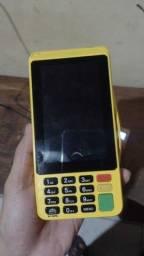 Máquina_de_cartão da PagSeguro - Moderninha PRO