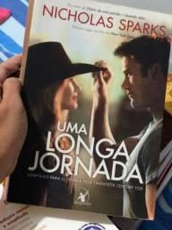 Livro uma longa jornada