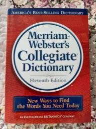 Dicionário de inglês da Merriam-Webster's Collegiate
