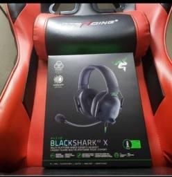 Headset gamer Razer Blackshark v2 X