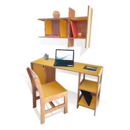 Escrivaninha desmontável para Home Office