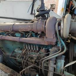 Motor Scania 113 e 112