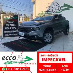 Título do anúncio: Fiat Toro TORO ENDURANCE 1.8 16V FLEX AUT. FLEX AUTOMÁTICO