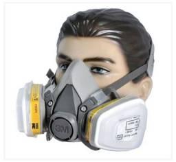 Máscara pintura 3M lacrado