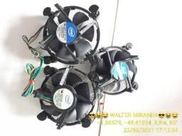 Cooler Soquete: 1150*1151*1155*1156, ETC... **29,99** **Cartão**  **PIX**