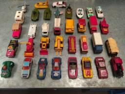 Brinquedo carrinhos Matchbox antigos