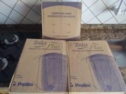 Dispenser papel hienico e papel toalha