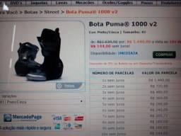 Bota Puma Moto Motociclista