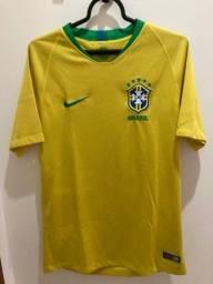 Camisa da seleção brasileira de 2018