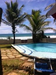 Casa frente à Praia em Cond Fechado!