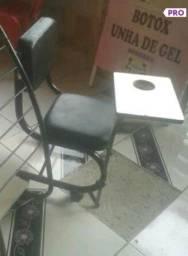 Cadeira da manicure
