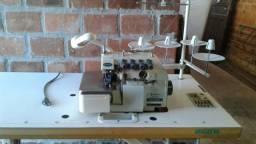 Maquina de costura Overloque Ponto Cadeia
