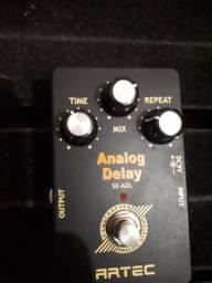 Pedal de guitarra analógico Artec - Analog Delay