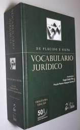 Vocabulário Jurídico - Plácido e Silva