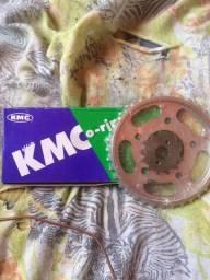 Kit Kmc com retentor Cb300 ou Xre300