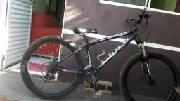 Bicicleta Venzo 24v MTB aro 26 - Pra vender hoje!!!