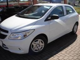 Chevrolet onix joy 1.0 80cv ano 2017 completo 35.000km branco